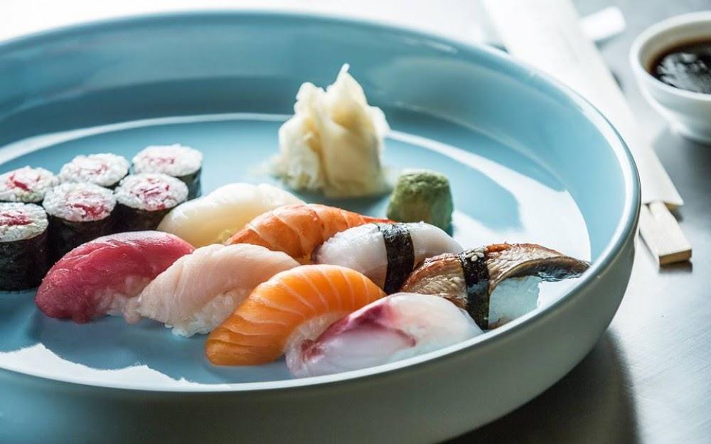 Японская кухня в Киеве