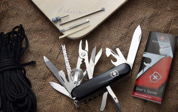 Функции офицерского ножа Victorinox фото