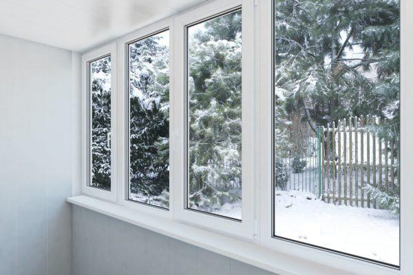 Окна из ПВХ - хорошая альтернатива рамам из дерева