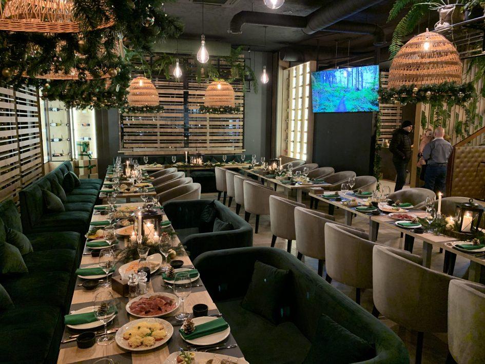 ресторан Одесса фото