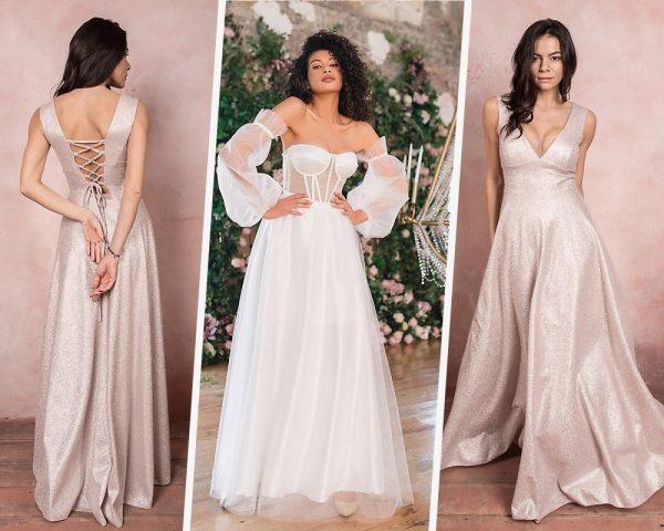 платье для невесты фото