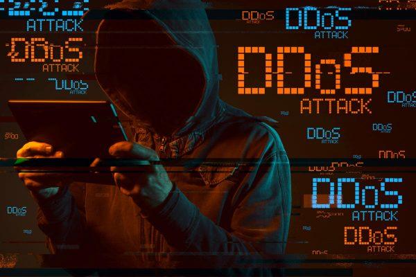 DDoS-атака фото