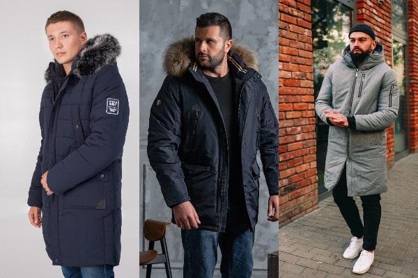 Обираємо зимову чоловічу куртку